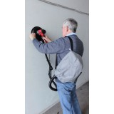 Drywall Sander 850W 180mm Variable Speed with Dust Collection System